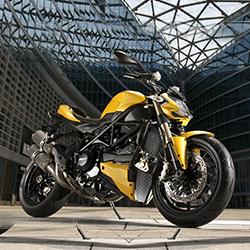 Bringen Sie Ihr Motorrad zum strahlen.