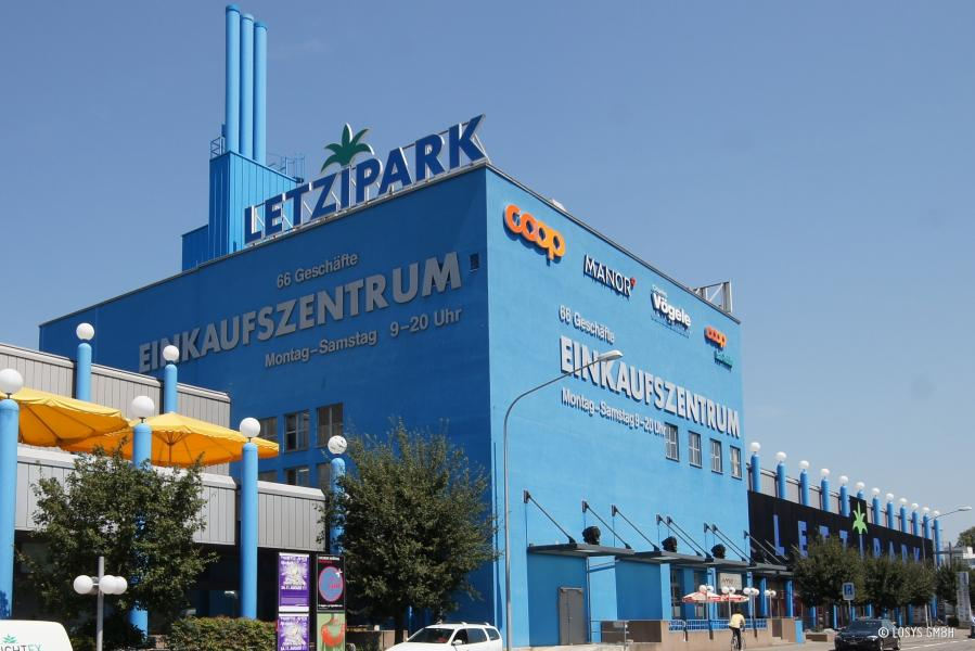 Letzipark / Zürich